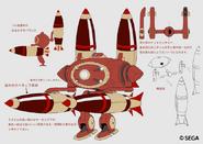 Egg Launcher HV koncept