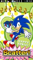 Happy Sonic Scatter