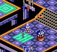 Labyrinth of the Factory Zone 1 11