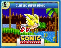 Super Sonic Online Card