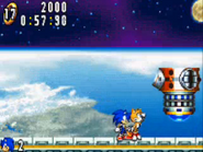 What's that Sonic