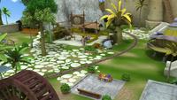 S1E17 Village overview