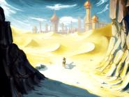 Sand Oasis koncept 2