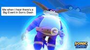 Sonic Dash Big Event