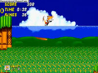 Tails- Sonic 2