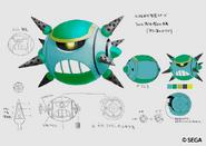 Thunder Ball koncept