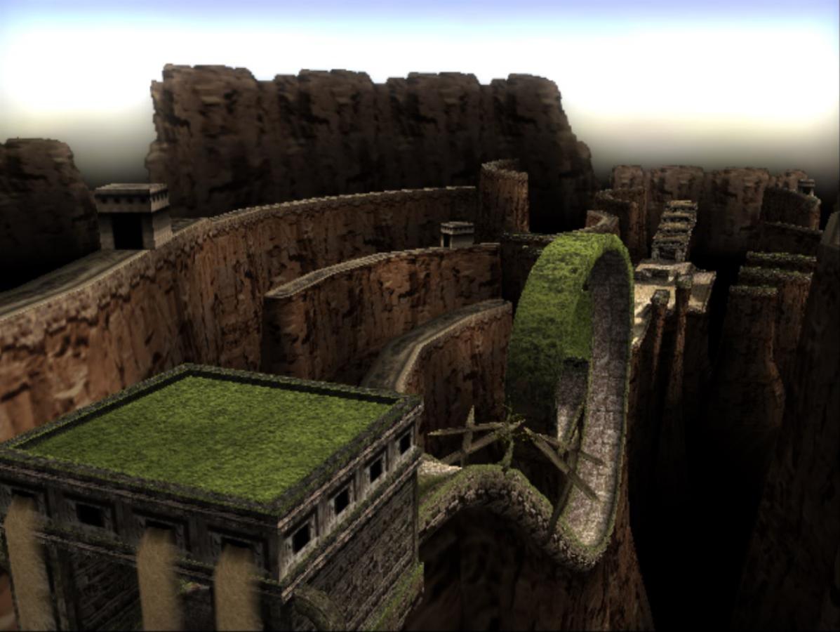 Glyphic Canyon/Galeria