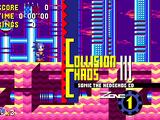 Collision Chaos