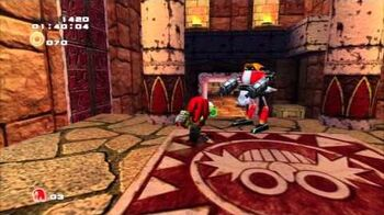 Sonic_Adventure_2_(PS3)_Death_Chamber_Mission_2_A_Rank