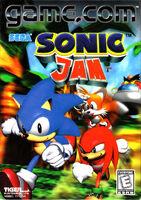 Sonic Jam GameCom