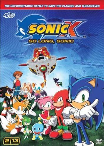 Sonic X: So Long, Sonic
