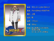 Sonic X karta 65