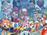 IDW Sonic the Hedgehog Issue 34