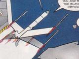 Egg Jet (Sonic the Comic)
