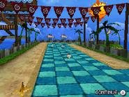 Monkey Target DS 03