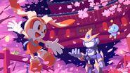 Sonic Channel 2021 Hanami