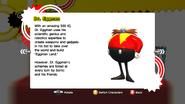 Classic Eggman profile