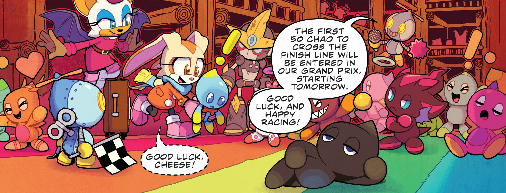 Chao (IDW)