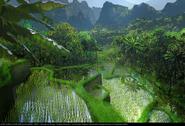 Jungle Joyride koncept 3