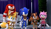 SB S1E46 Team Sonic lair
