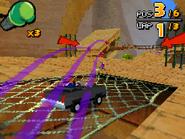 Sandy Drifts DS 16