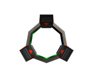 Shadow Model Dash Ring