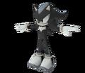 Sonic 06 Model Mephiles 1