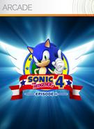 Sonic 4 Xbox 360
