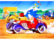 Sonic Screen Saver art 31