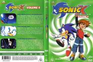 Sonic X AUS DVD 4
