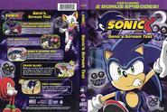 Sonic X ENG DVD 5