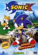 Sonic X PL DVD 2