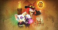 Treasure rivals event start
