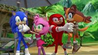 SB S1E03 Team Sonic confused