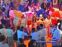 Sonic at E3 1999 2