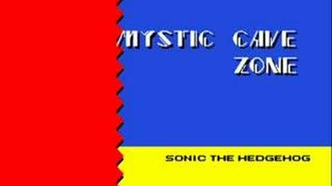 StH2 Music Mystic Cave Zone (1-player)