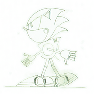 Early Metal Sonic concept3