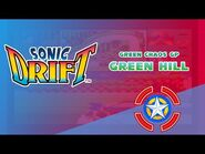 Green Hill (Green Chaos GP) - Sonic Drift