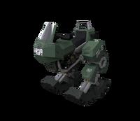 Jump Walker Vehicle