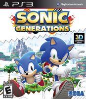 Sonic Generations (PS3)