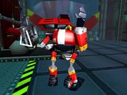 Jet Booster Gamma