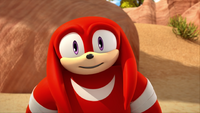 SB S1E12 Knuckles was so cool