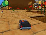 Sandy Drifts DS 15
