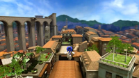 Sonic Generations Spagonia