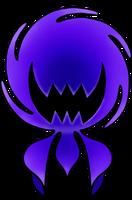 Violet Wisp 2D