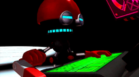 Orbot at controls
