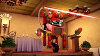 S1E05 Ballot Stuffer Bot fire