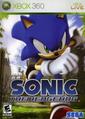 Sonic 06 Xbox US