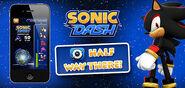 Sonic Dash artwork 15