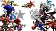 Sonic Forces tapeta 2